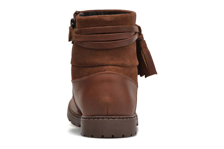 Bottines et boots Start Rite Aria Marron vue droite