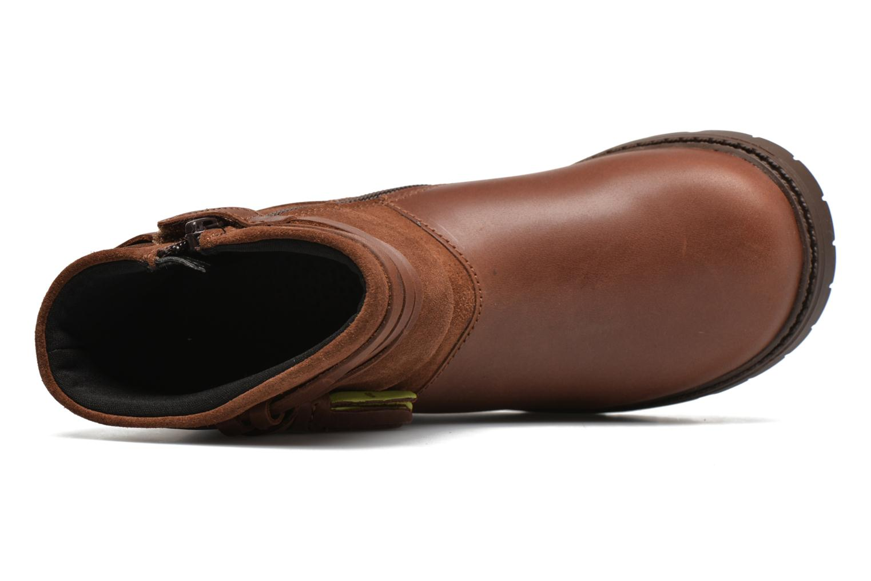 Bottines et boots Start Rite Aria Marron vue gauche