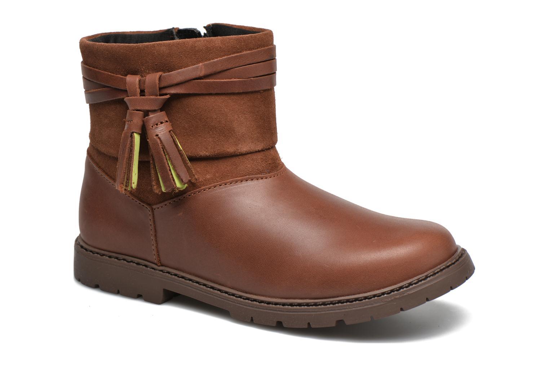Bottines et boots Start Rite Aria Marron vue détail/paire
