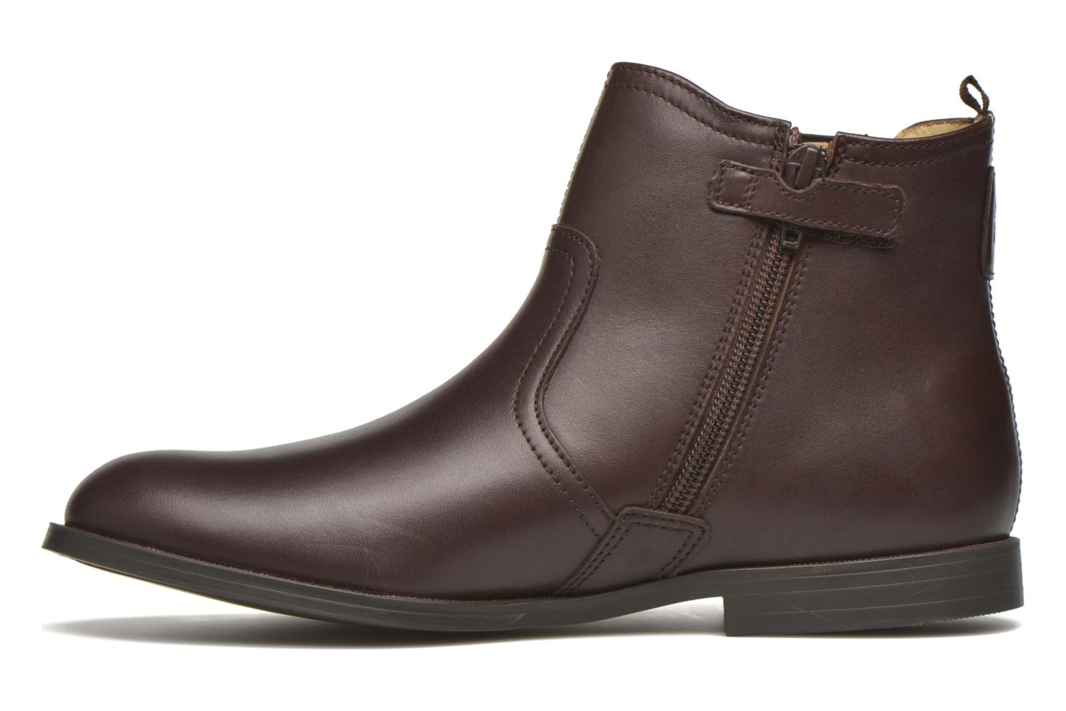 Bottines et boots Start Rite Equestrian Marron vue face