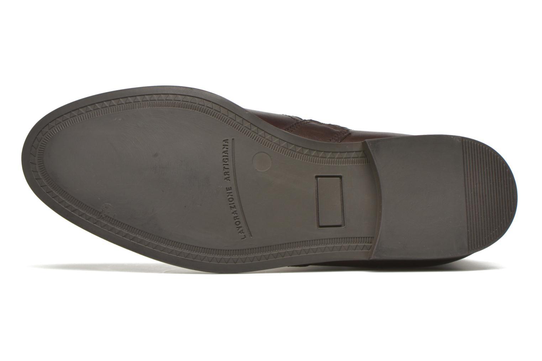 Equestrian Brown leather/tweed