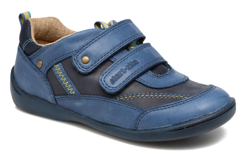 Scarpe con gli strappi Start Rite Leo Azzurro vedi dettaglio/paio
