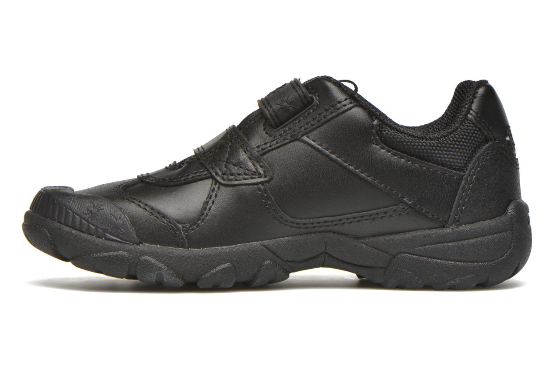 Sneakers Start Rite Tarantula Nero immagine frontale