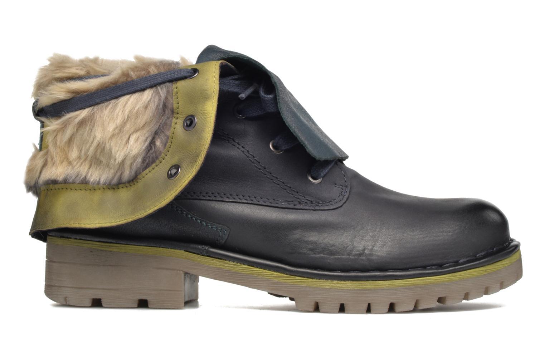 Bottines et boots Bugatti Jacky Revo Bleu vue derrière