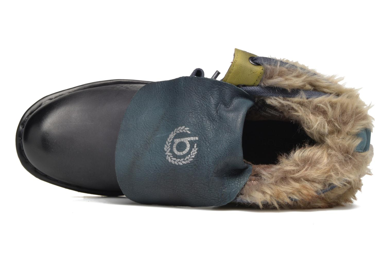 Bottines et boots Bugatti Jacky Revo Bleu vue gauche