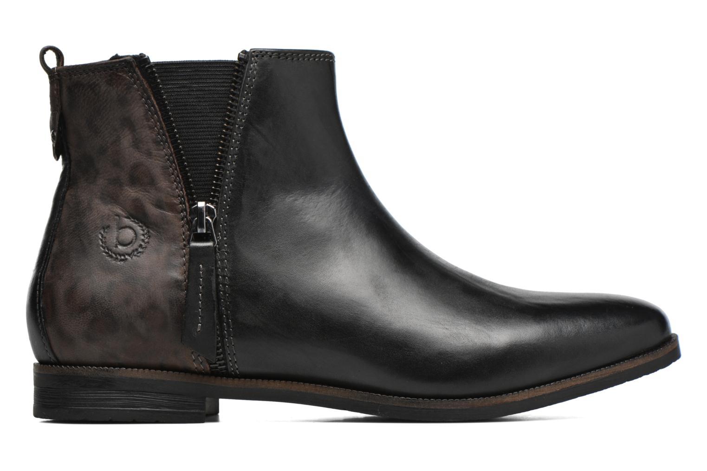 Bottines et boots Bugatti Faith Noir vue derrière