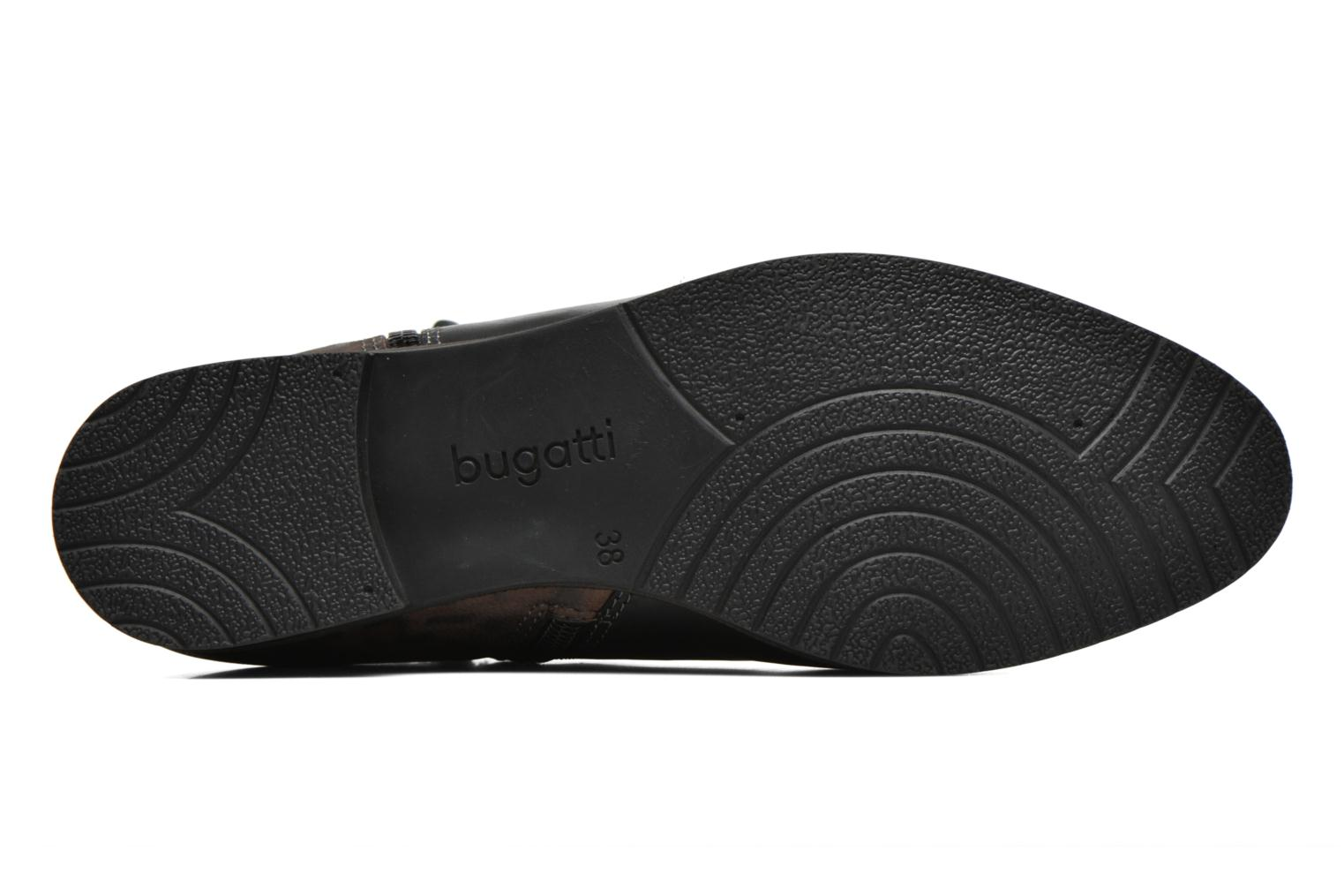 Ankle boots Bugatti Faith Black view from above