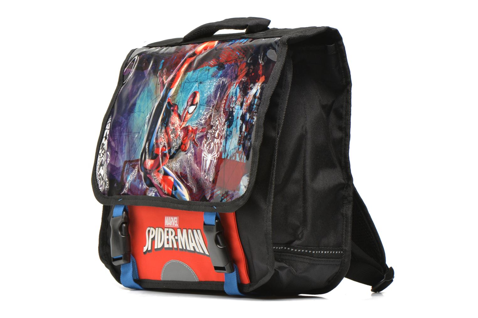 School bags Disney Cartable 38cm Spider-Man Black model view
