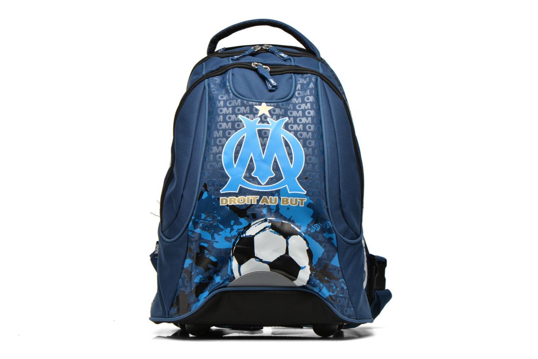 Scolaire FOOTBALL CLUB Sac à dos Trolley OM Bleu vue détail/paire