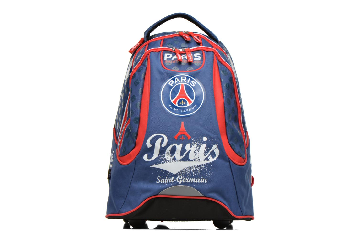 football club sac dos trolley psg bleu scolaire chez sarenza 261894. Black Bedroom Furniture Sets. Home Design Ideas