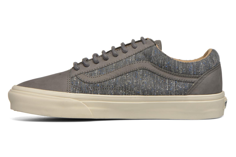 Sneakers Vans Old Skool Reissue DX Grigio immagine frontale