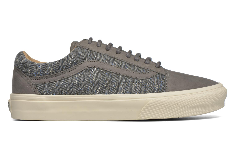 Sneakers Vans Old Skool Reissue DX Grigio immagine posteriore