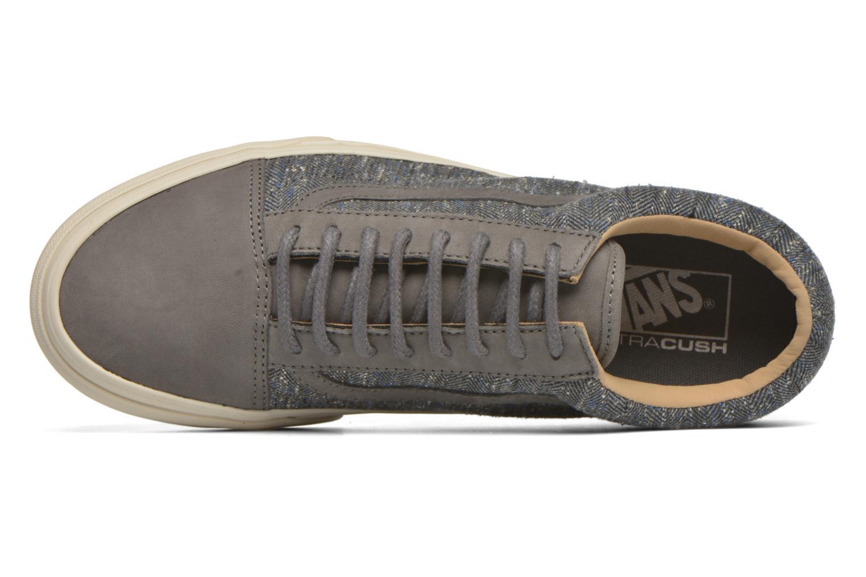 Sneakers Vans Old Skool Reissue DX Grigio immagine sinistra