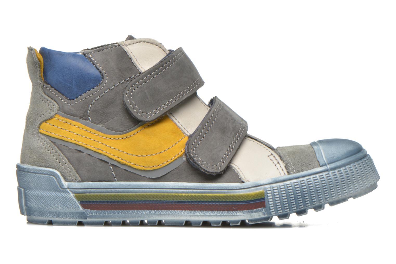 Sneaker Babybotte Karavane grau ansicht von hinten