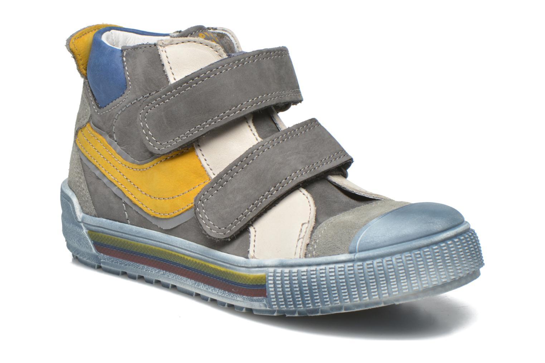 Sneaker Babybotte Karavane grau detaillierte ansicht/modell