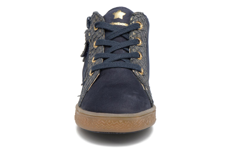 Sneaker Babybotte Adrenaline blau schuhe getragen