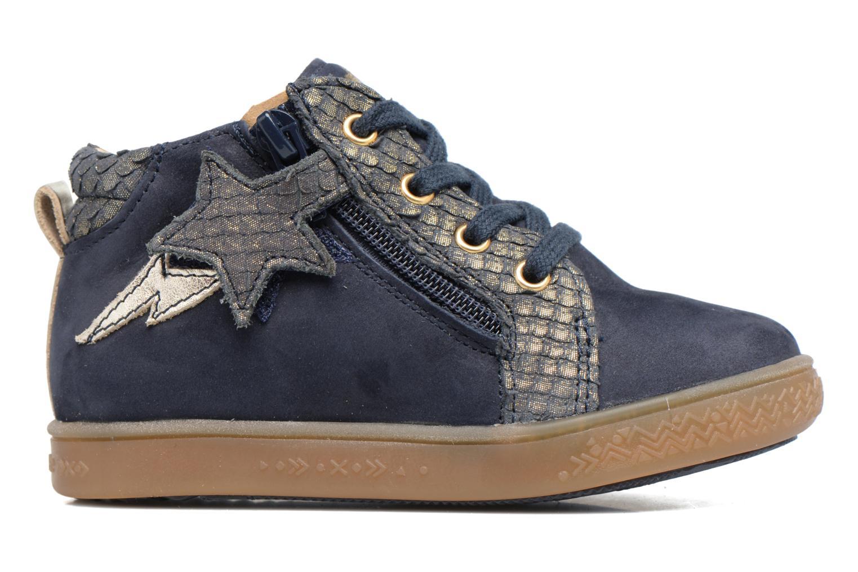 Sneaker Babybotte Adrenaline blau ansicht von hinten