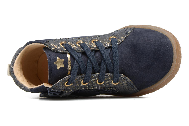 Sneaker Babybotte Adrenaline blau ansicht von links