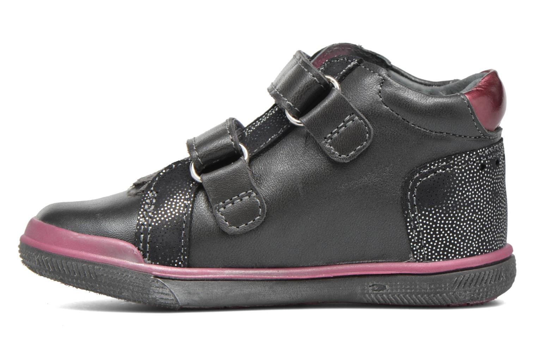 Sneaker Babybotte Avenir grau ansicht von vorne