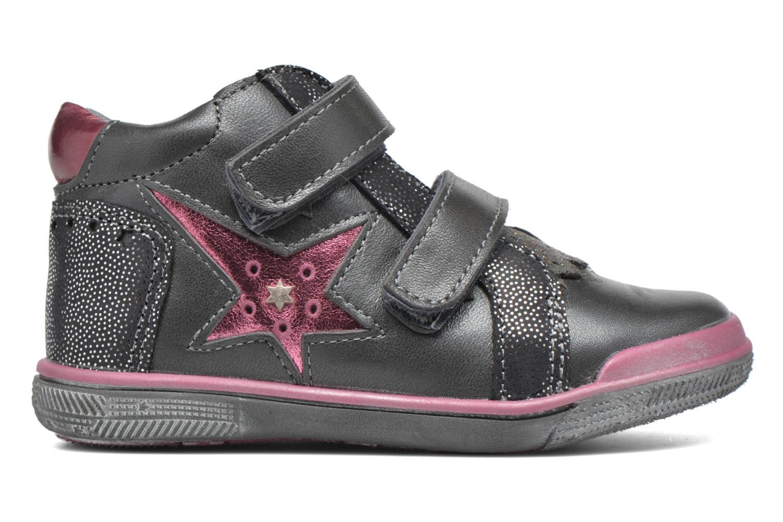 Sneaker Babybotte Avenir grau ansicht von hinten