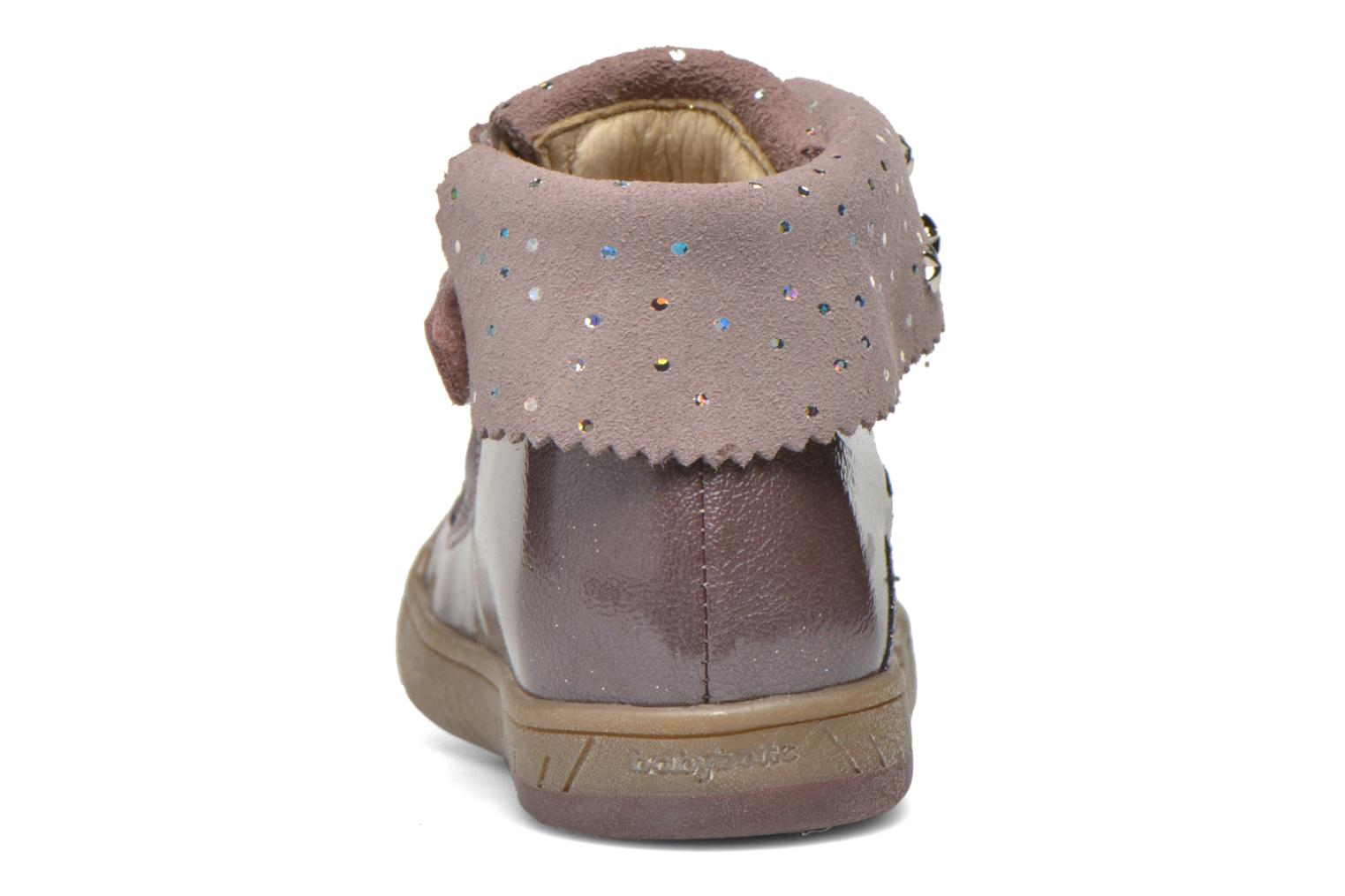 Trainers Babybotte Artistar Pink view from the right