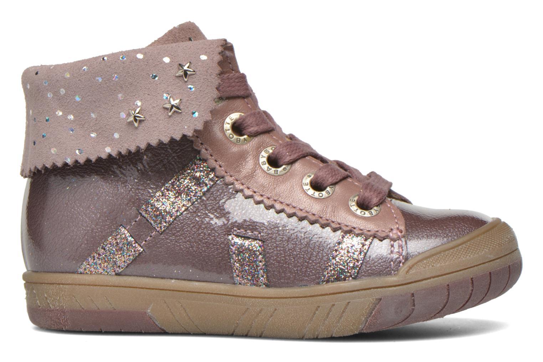 Sneaker Babybotte Artistar rosa ansicht von hinten