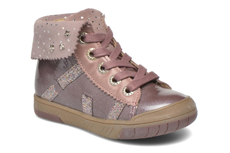 Sneaker Babybotte Artistar rosa detaillierte ansicht/modell