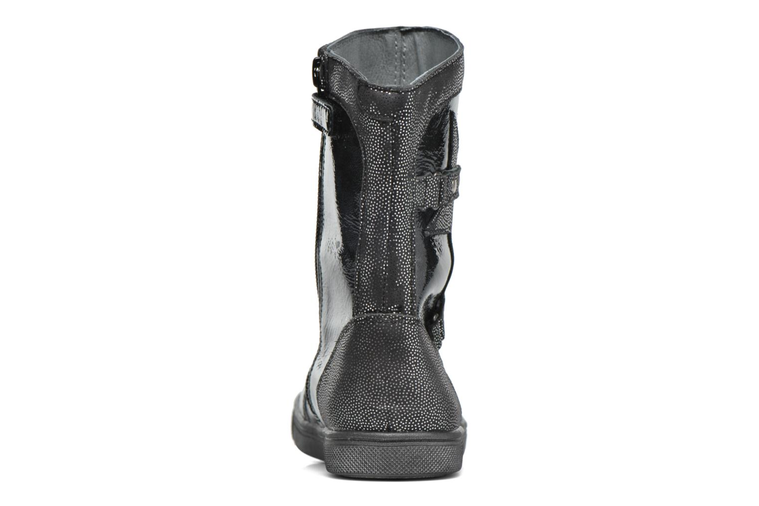 Boots & wellies Babybotte Kermess Grey view from the right