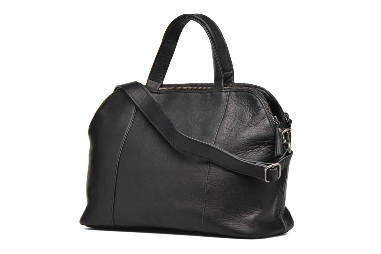Handbags Nat & Nin Jeanne Black view from the right