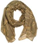 Zweifärbiger Schal
