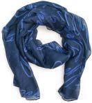Diverse Accessories Tofarvet tørklæde