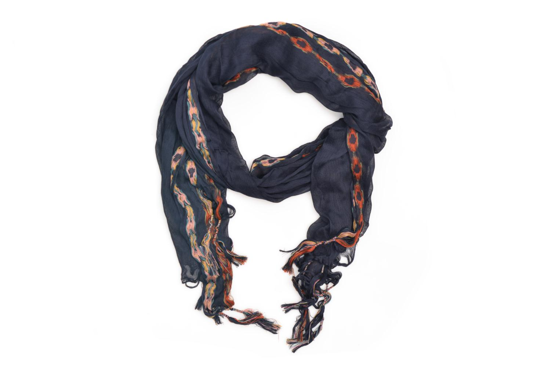 Multicoloured scarf Marine