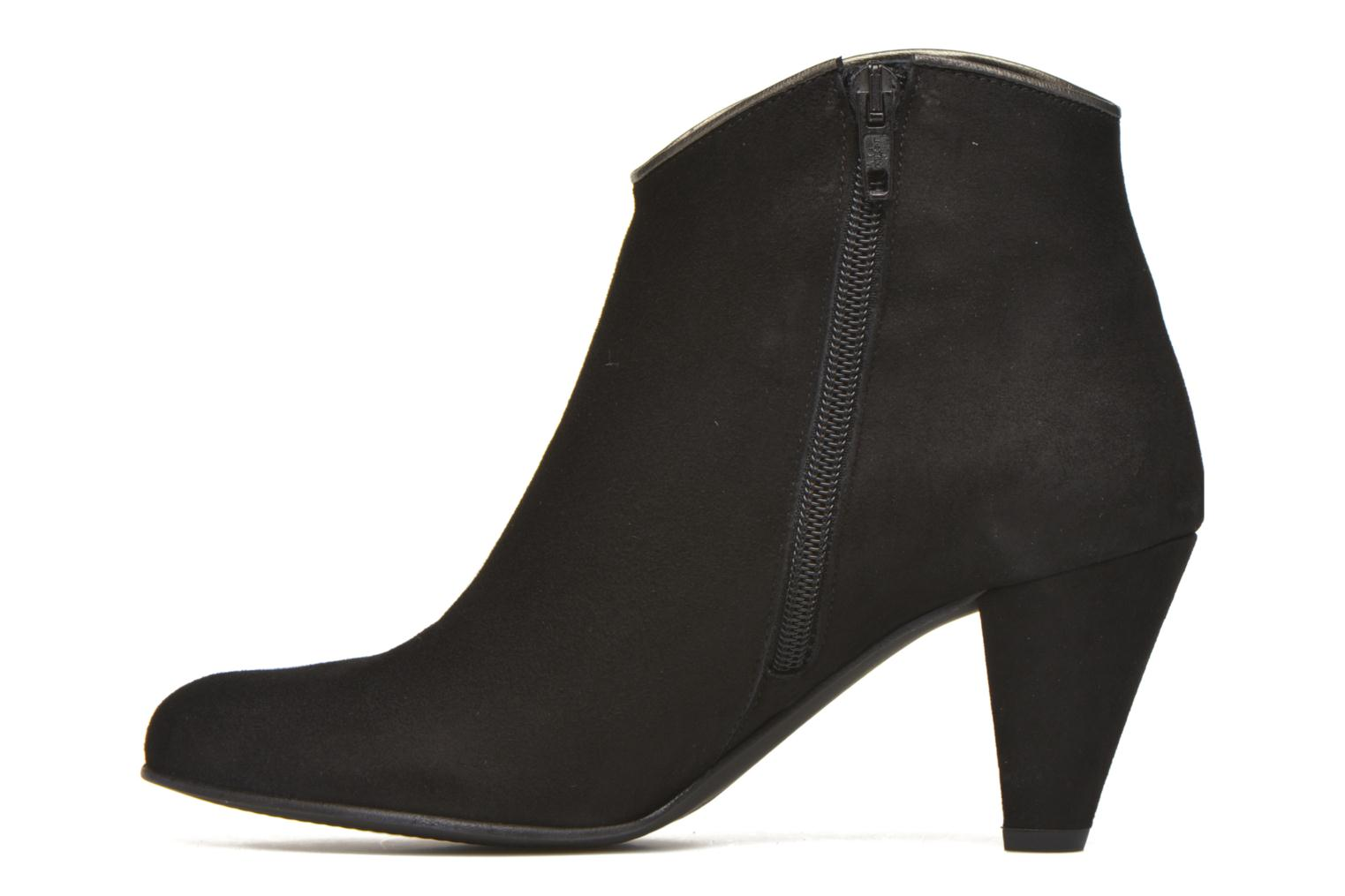 Ankle boots Georgia Rose Lolok Black front view