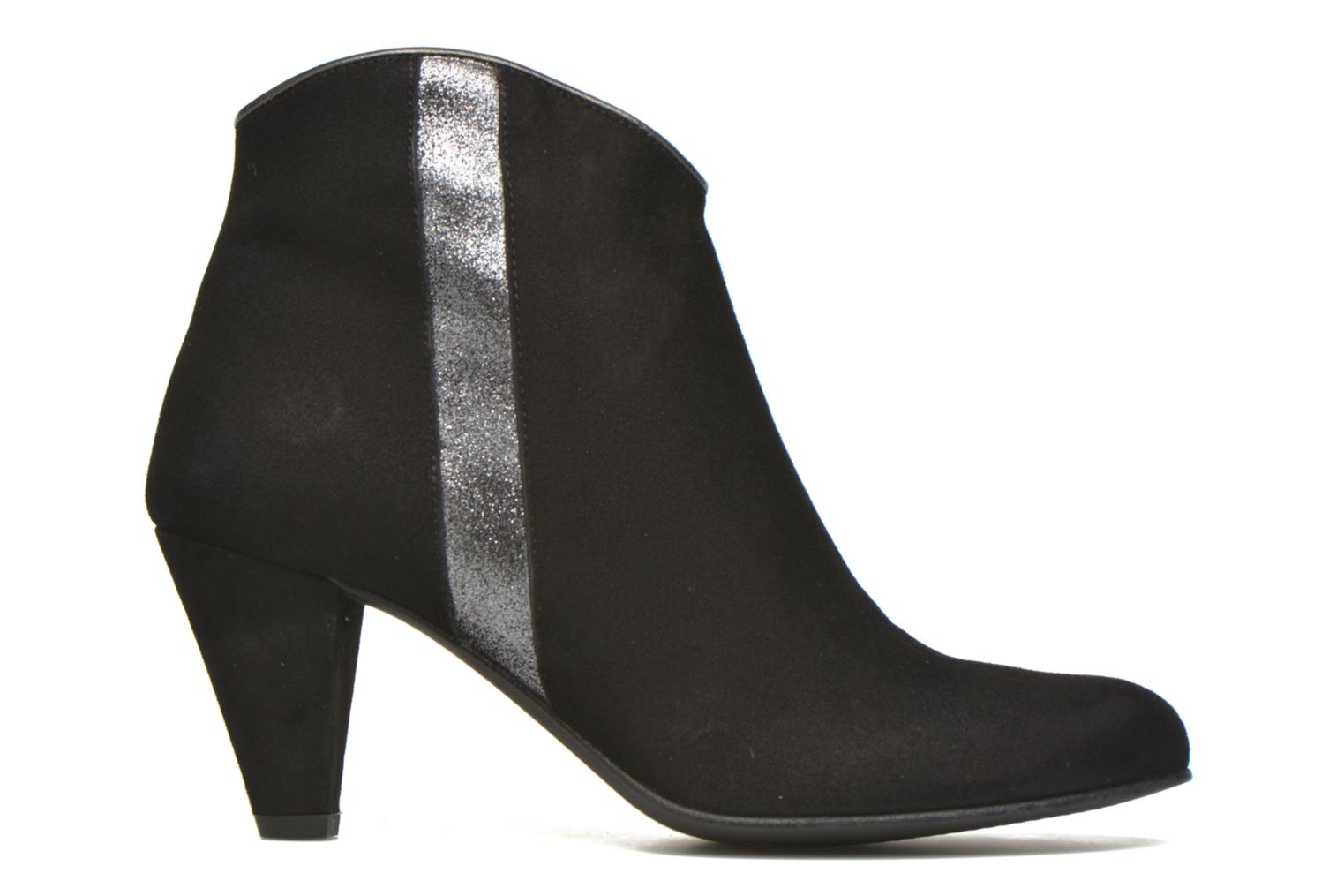 Ankle boots Georgia Rose Lolok Black back view
