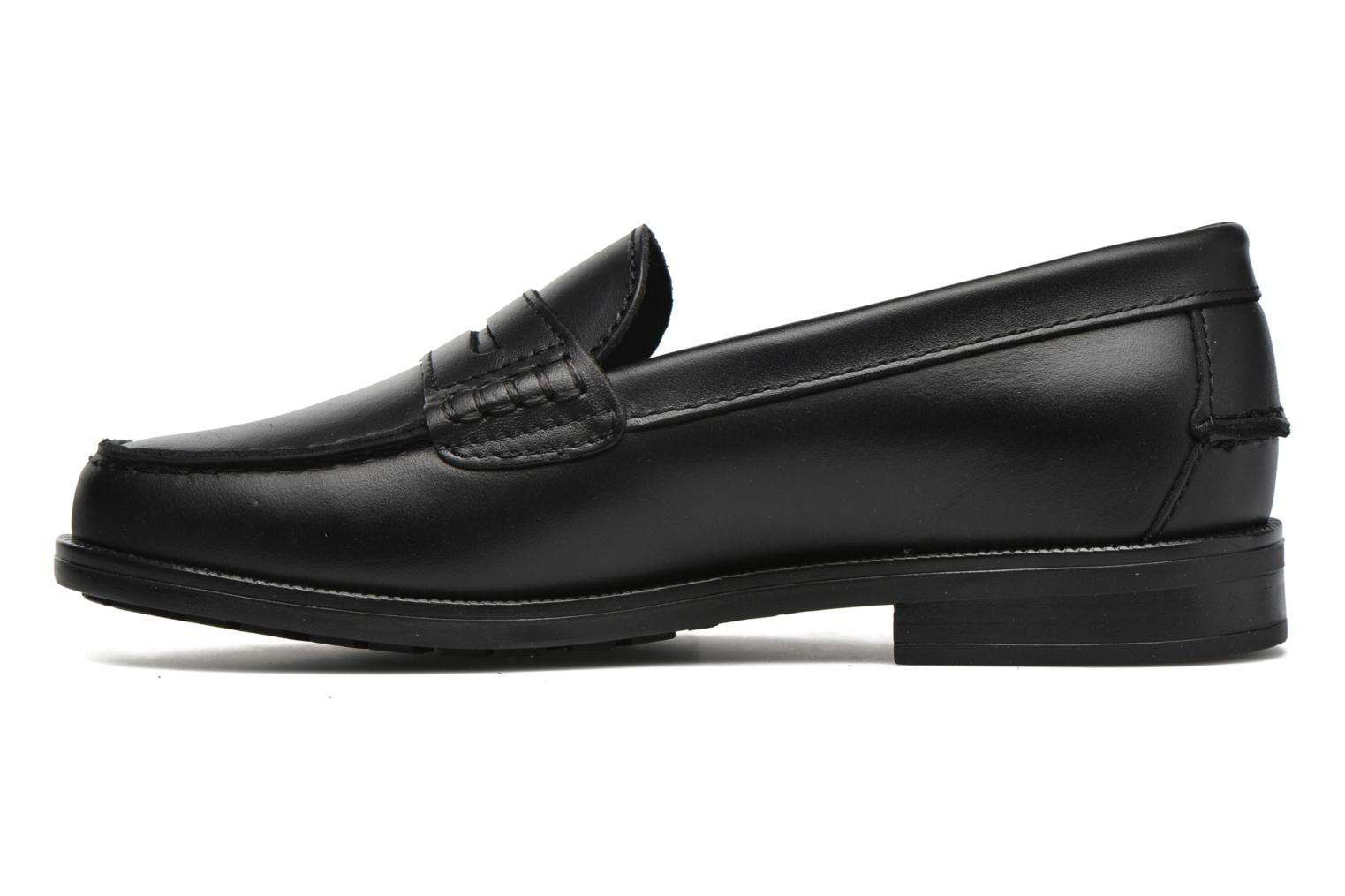 Loafers Pablosky Felipe Black front view