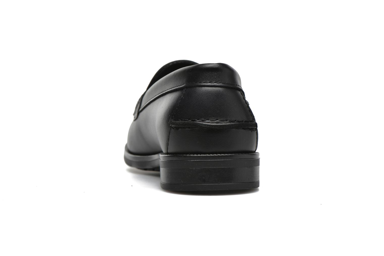 Loafers Pablosky Felipe Black view from the right