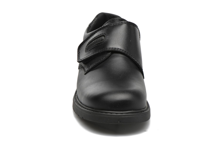 Zapatos con velcro Pablosky Gonzalo Negro vista del modelo