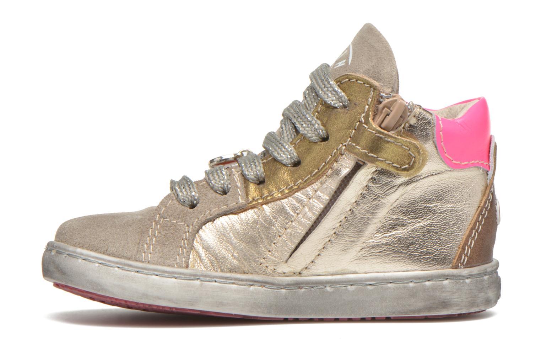 Sneaker Shoesme Samia rosa ansicht von vorne
