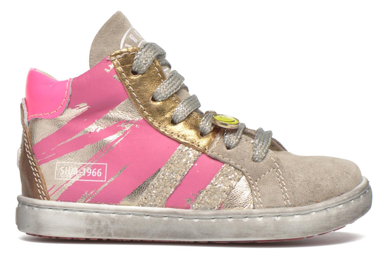 Sneaker Shoesme Samia rosa ansicht von hinten