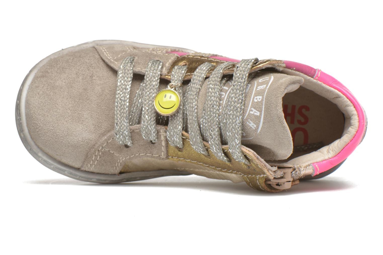 Sneaker Shoesme Samia rosa ansicht von links
