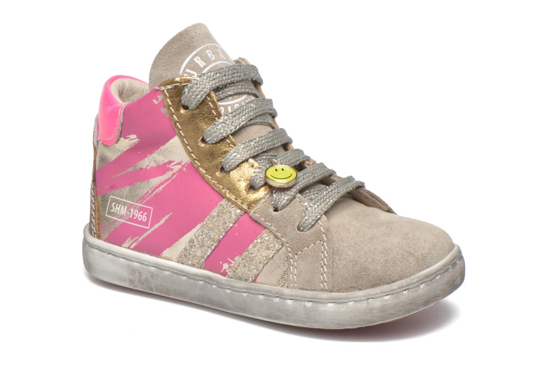 Baskets Shoesme Samia Rose vue détail/paire