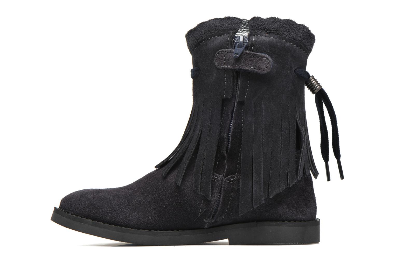 Støvler & gummistøvler Shoesme Serena Sort se forfra