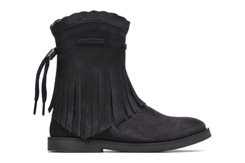 Stiefel Shoesme Serena schwarz ansicht von hinten