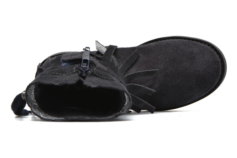 Stiefel Shoesme Serena schwarz ansicht von links