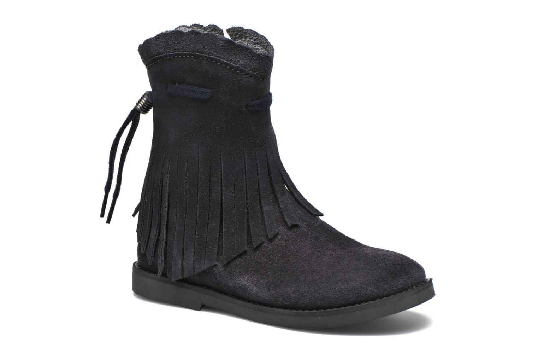 Støvler & gummistøvler Shoesme Serena Sort detaljeret billede af skoene