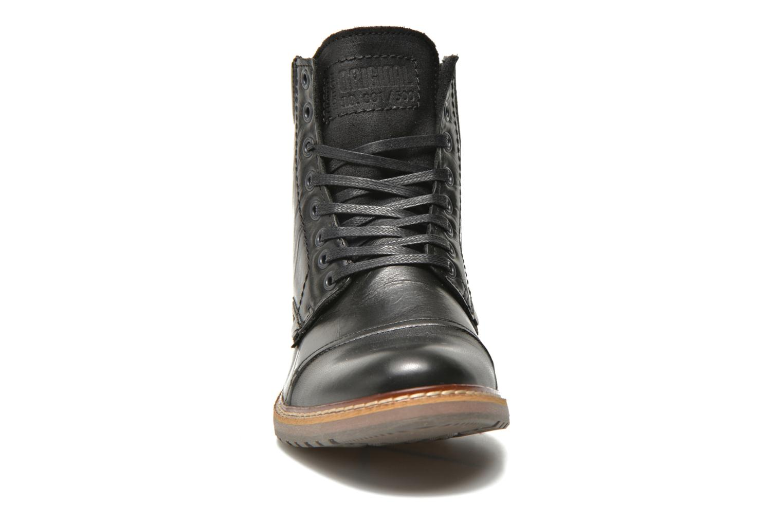 Ankle boots Bullboxer Jensen Black model view