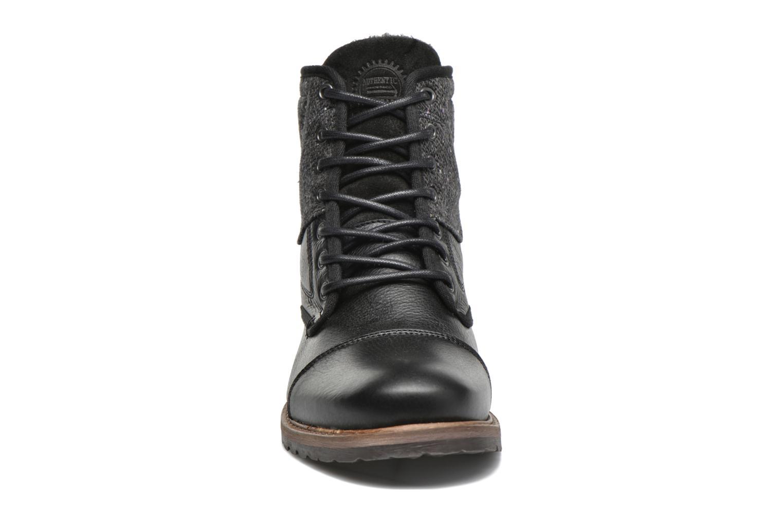 Bottines et boots Bullboxer Samuel Noir vue portées chaussures