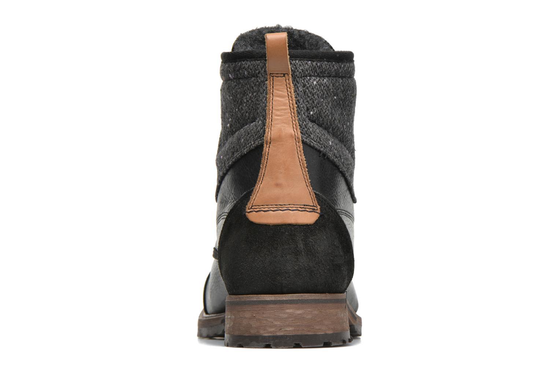 Bottines et boots Bullboxer Samuel Noir vue droite