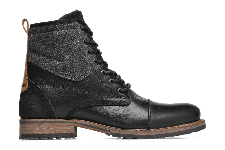 Bottines et boots Bullboxer Samuel Noir vue derrière