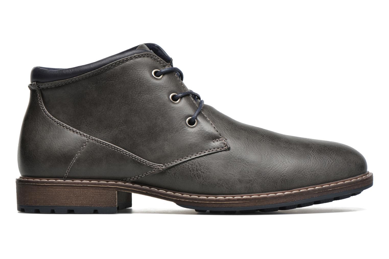 Schnürschuhe I Love Shoes SUTILLON grau ansicht von hinten